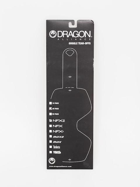 Dragon Spare lens NFX2 (tear off 20 pack)