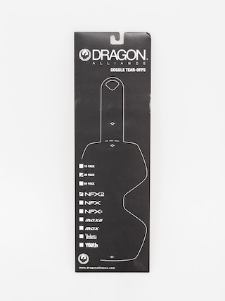 Dragon Spare lens NFX2 (tear off 20 pack)