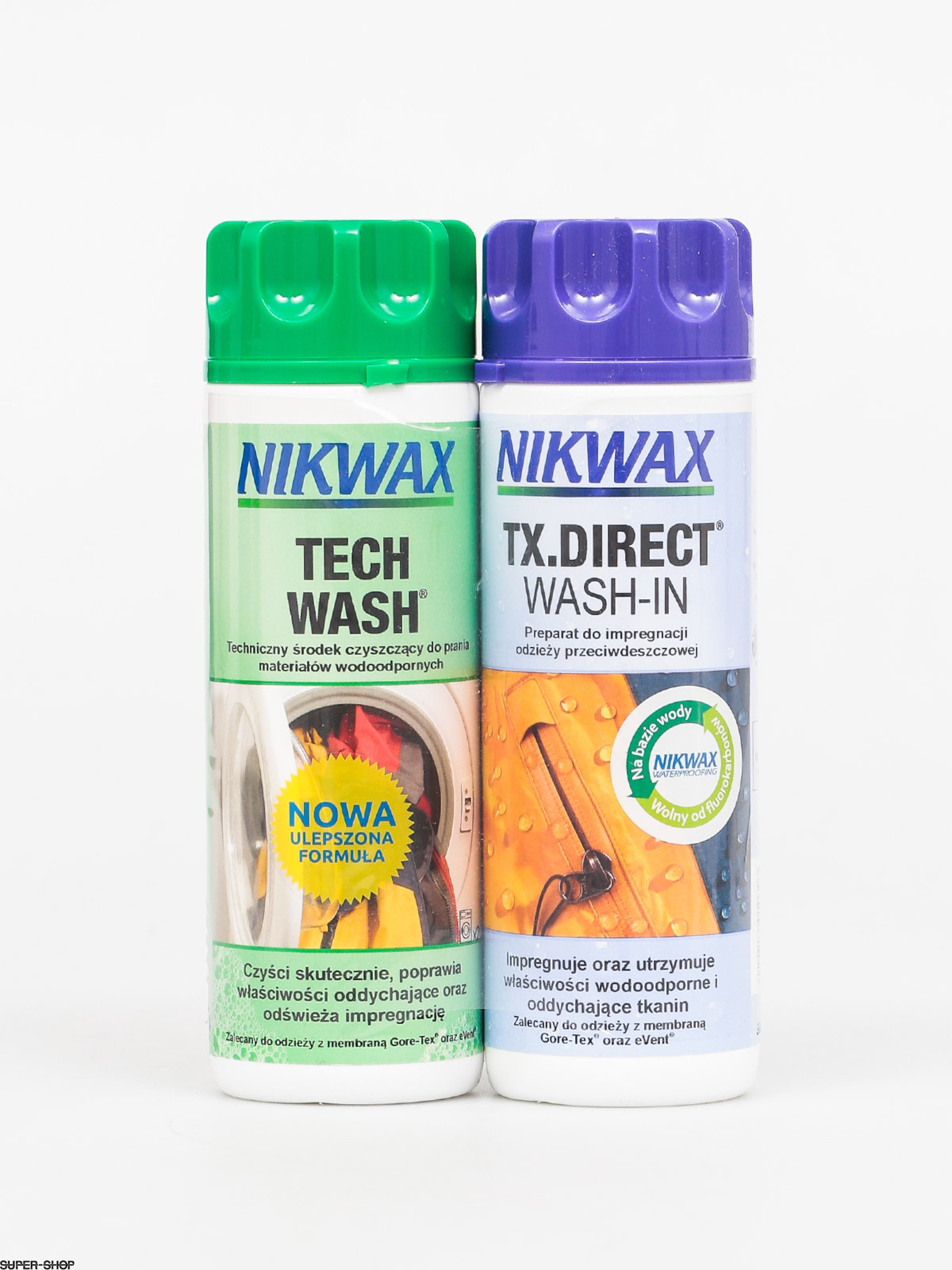 Nikwax Waschmittel Twin Tech Wash Tx Direct Wash In (2x300ml)