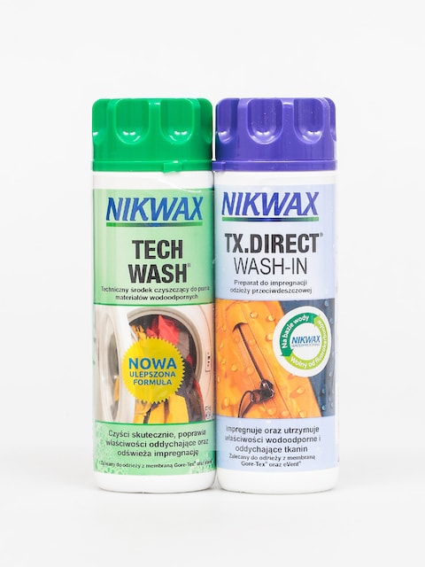 Nikwax Twin Tech Wash Tx Direct Wash In (2x300ml)