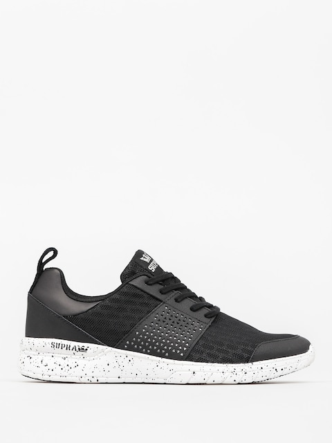 Supra Shoes Scissor (black white speckle)