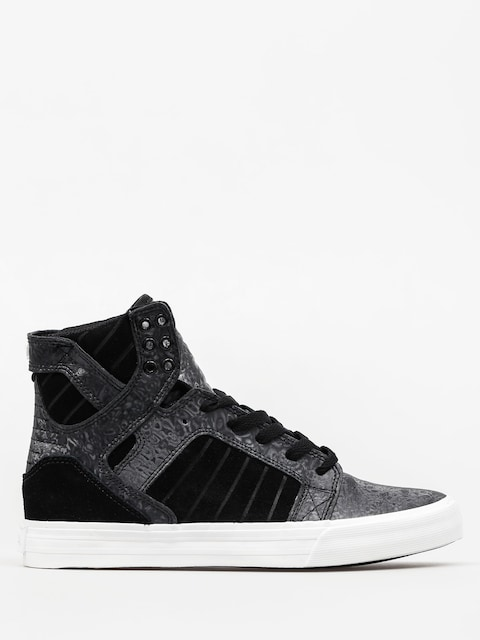 Supra Shoes Skytop Wmn (black oilslick)