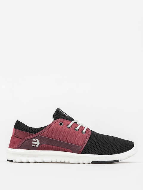 Etnies Shoes Scout (black/red/grey)