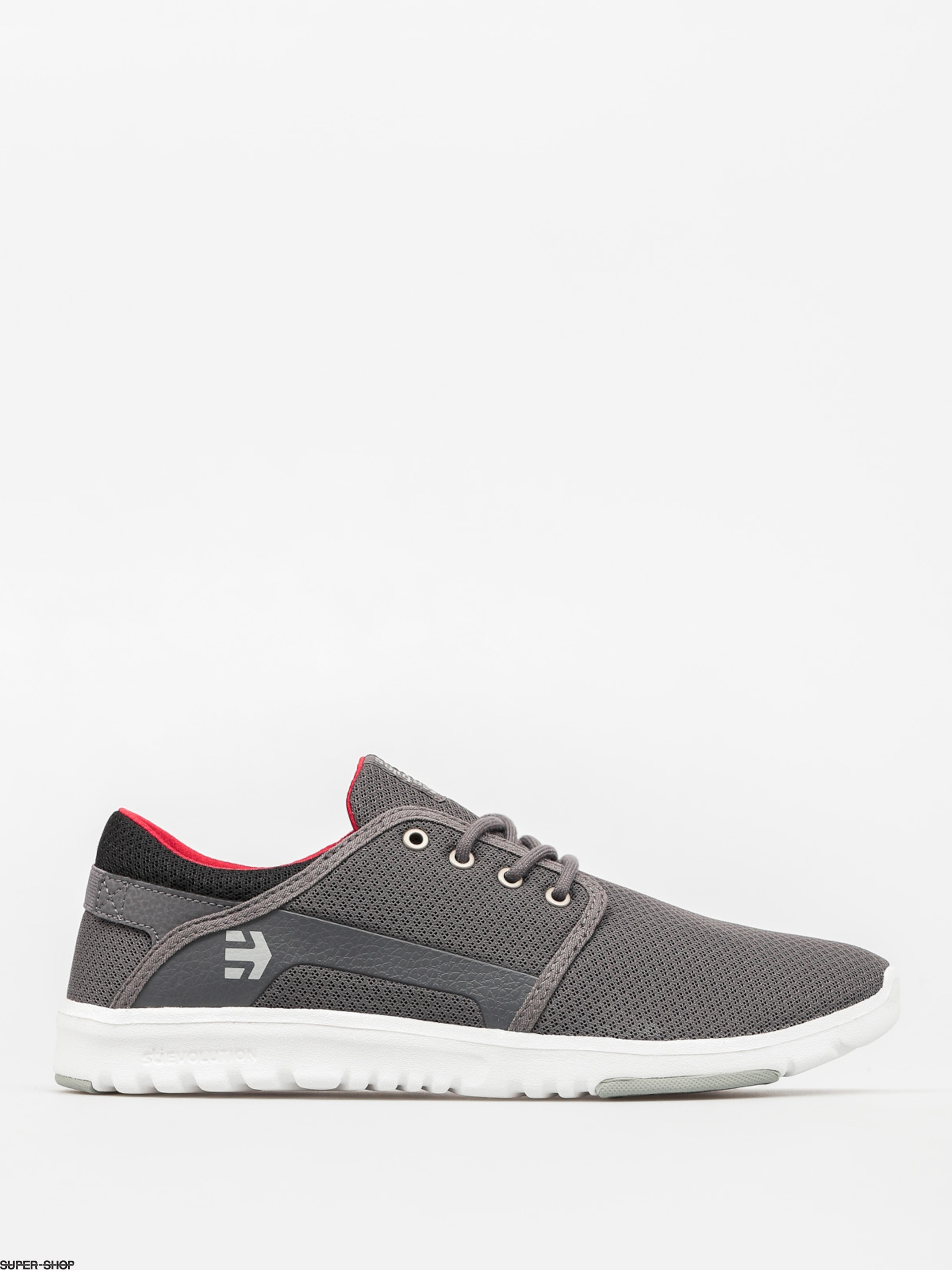 Etnies Schuhe Scout (grey/black/red)
