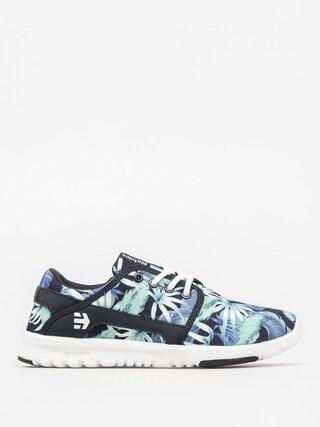 Etnies Shoes Scout Wmn (blue/white/navy)