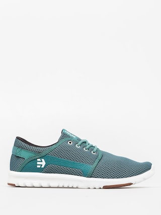 Etnies Shoes Scout (teal)