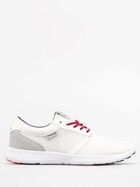 Supra Schuhe Hammer Run (white/red white)