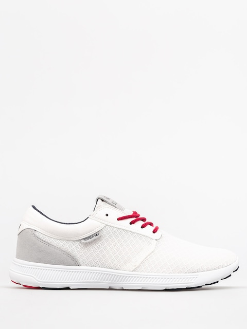 Supra Shoes Hammer Run (white/red white)