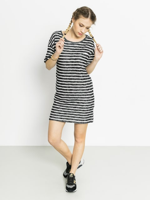 Roxy Kleid Gettogether Wmn (black/white)