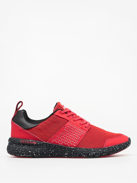 Supra Shoes Scissor (red black speckle)