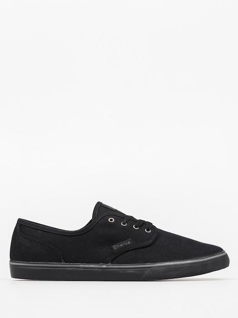 Emerica Shoes Wino Cruiser (black/black)