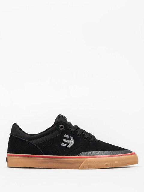 Etnies Schuhe Marana Vulc (black/gum/grey)