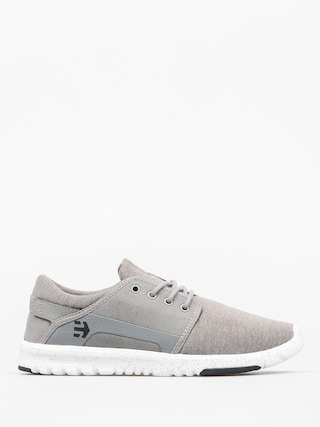 Etnies Shoes Scout (grey/navy/white)