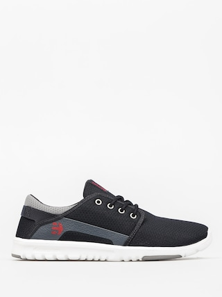 Etnies Shoes Scout (navy/grey/red)