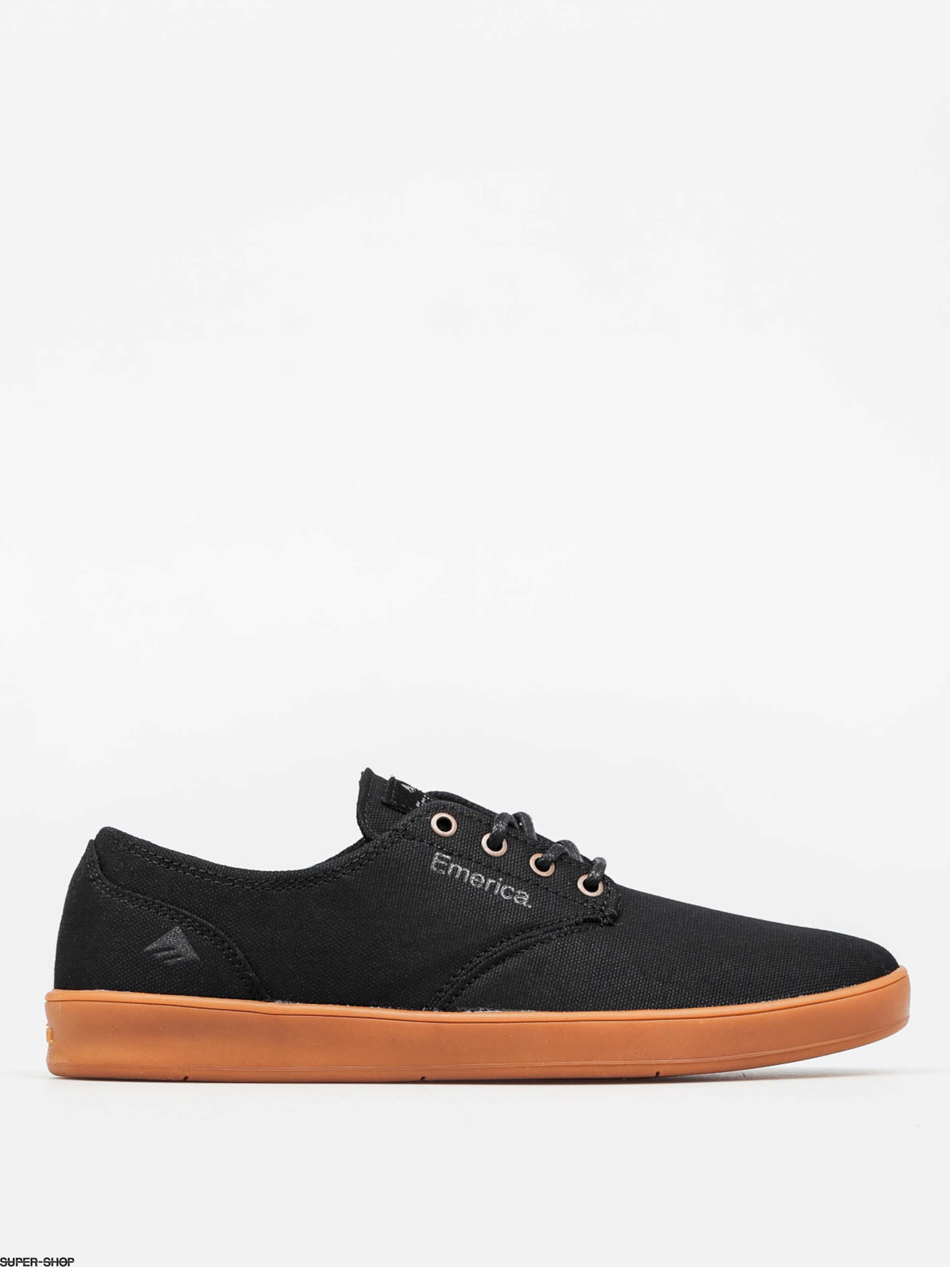 Emerica Shoes The Romero Laced (black/grey/gum)