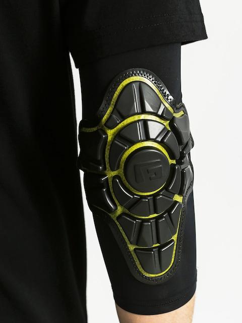 G-Form Protectors Pro X Elbow Pad (black/yellow)