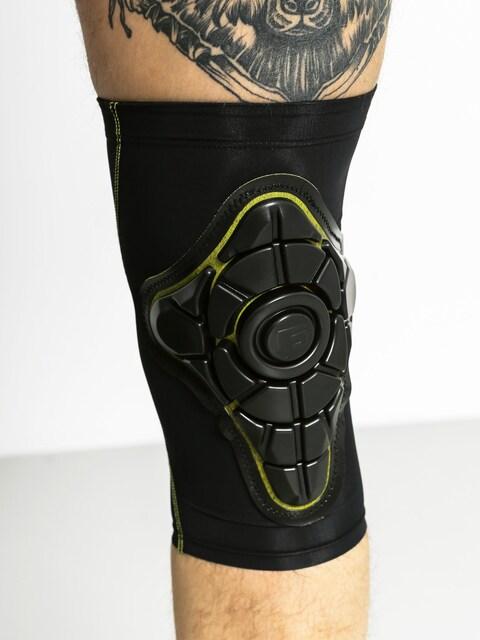 G-Form Kniechützer Pro X Knee Pad (black/yellow)