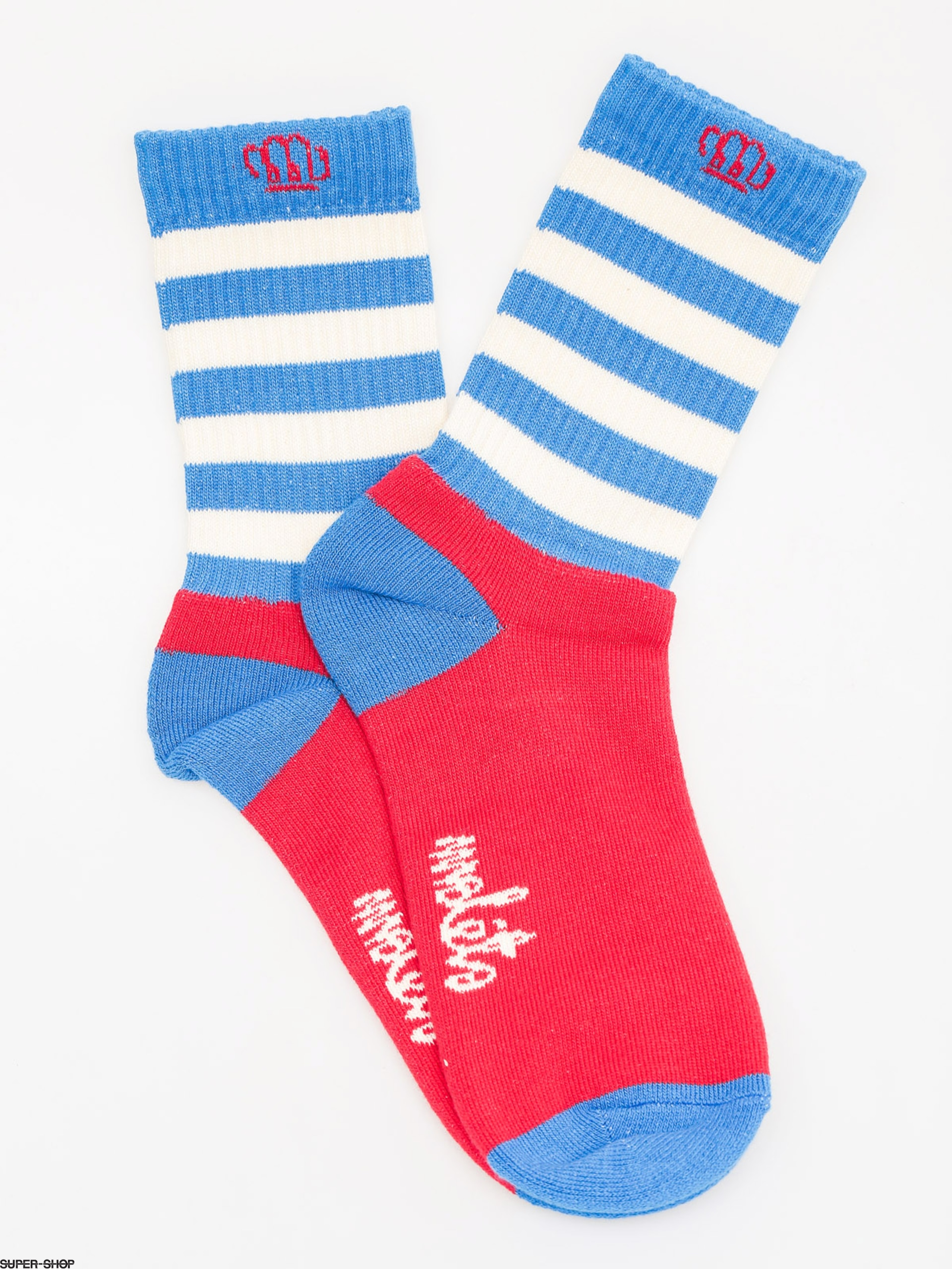 Malita Socken Wanted (bright blue)