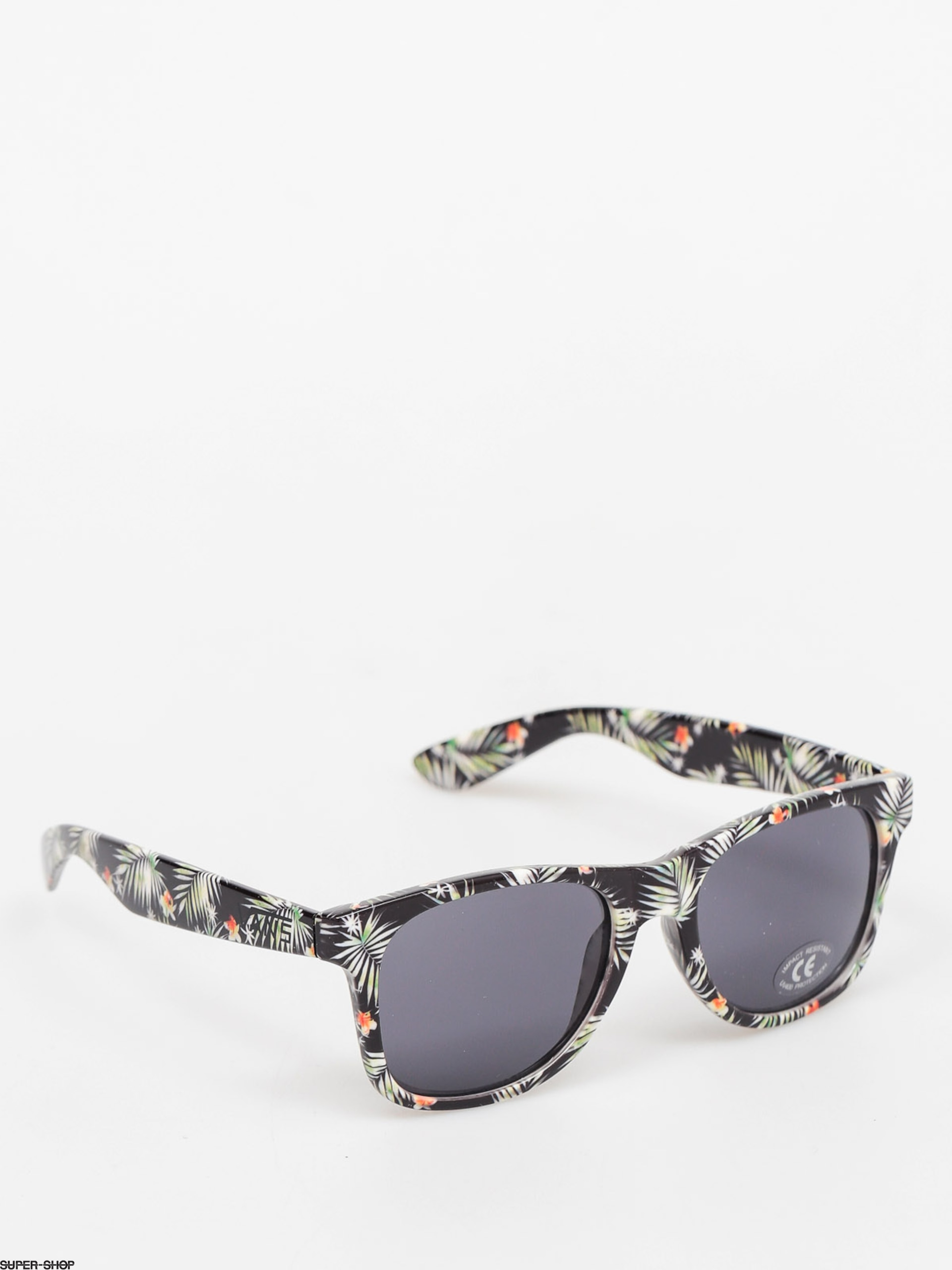 Vans Sunglasses Spicoli 4 Shades (black decay palm)