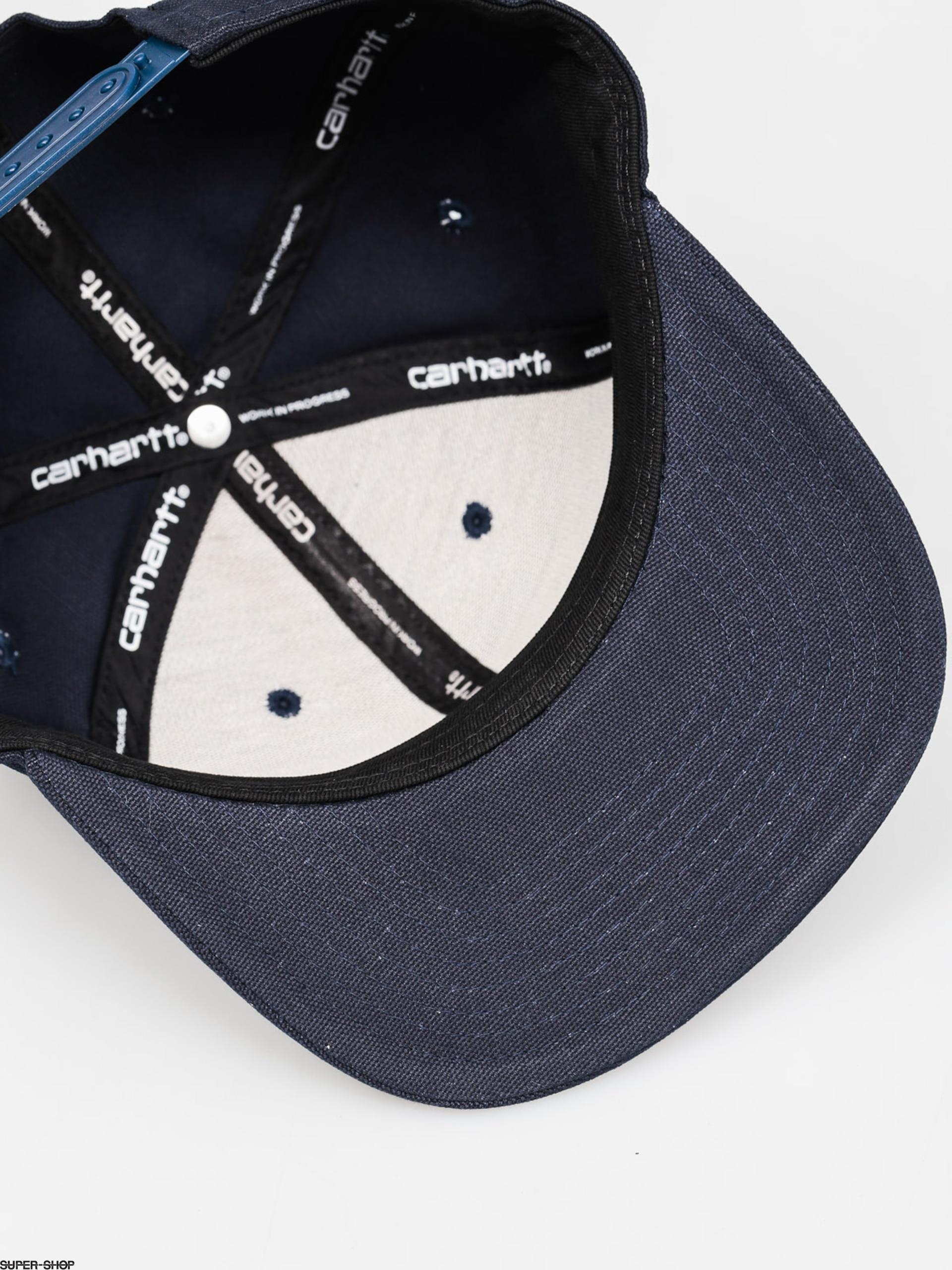 371a20b0b9f Carhartt Cap Logo ZD (navy)
