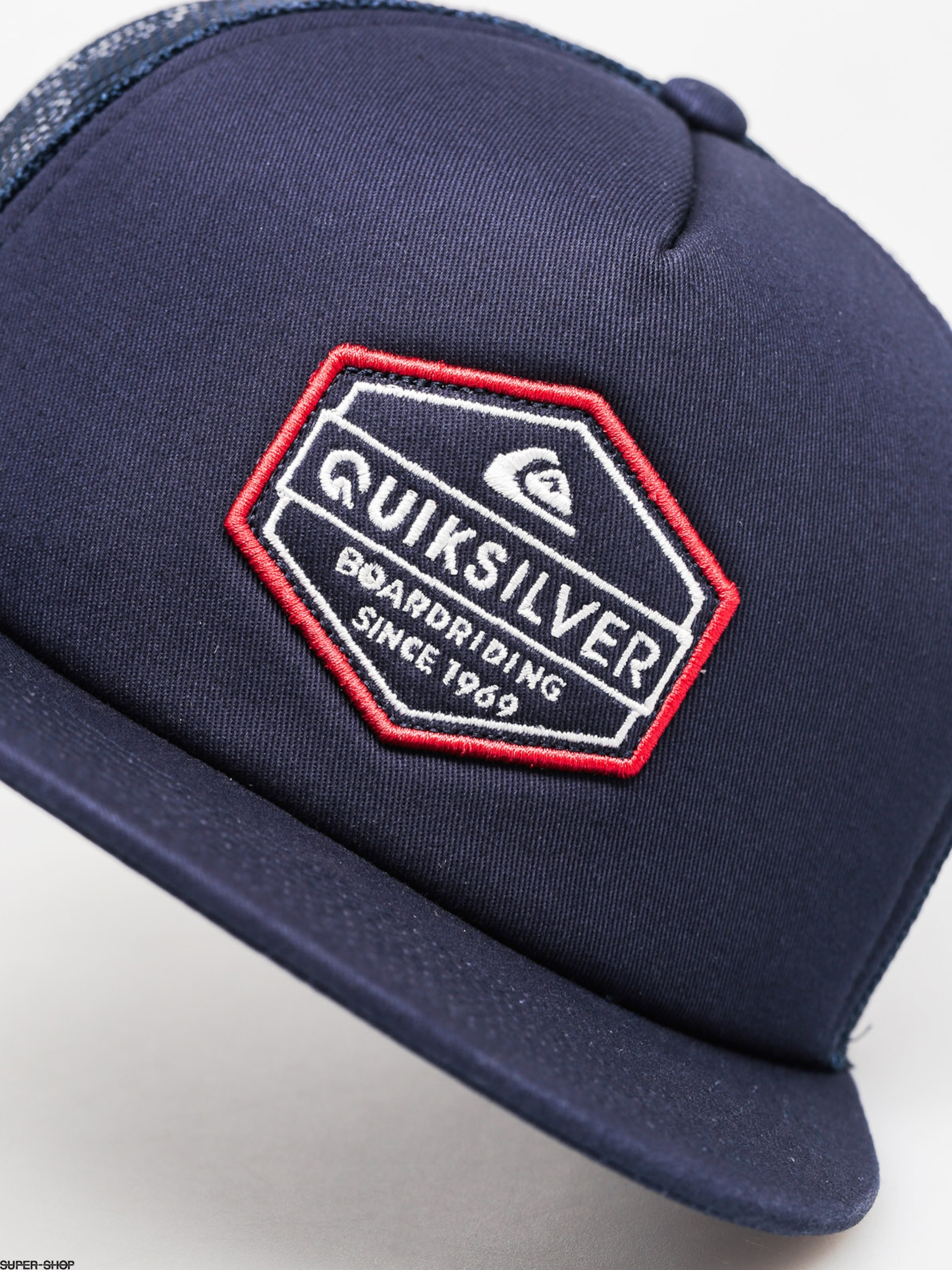 85def4859eb Quiksilver Cap Marbleson ZD (navy)