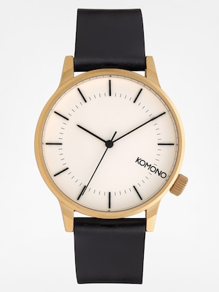 Komono Watch Winston Regal (caviar)