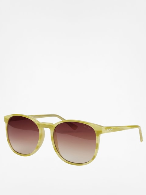 Komono Sunglasses Urkel (lemon horn)