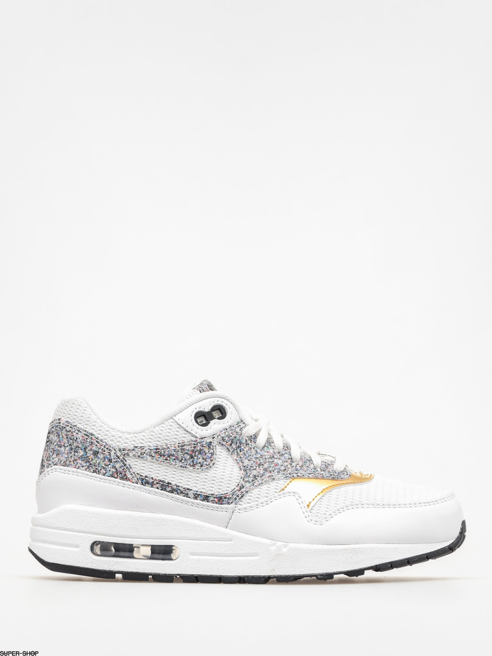 Nike Shoes Air Max 1 Wmn (Se white/white black)