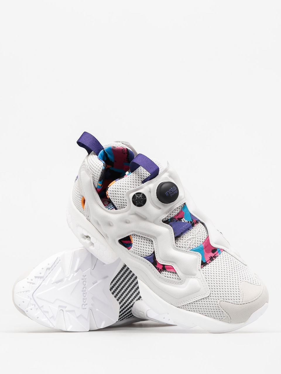 Reebok Shoes Instapump Fury Ar (grey