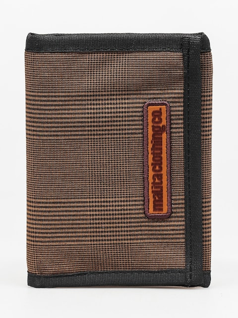 Malita Wallet Checked (brown/black)