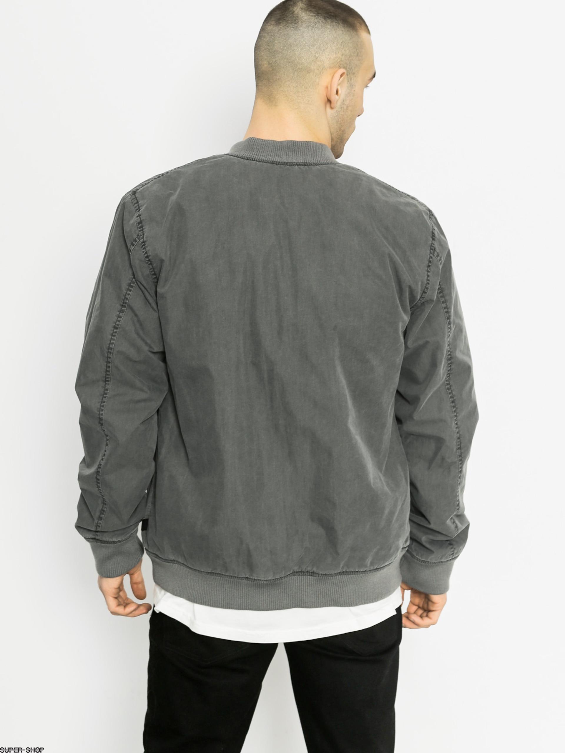 38bd799f2 Quiksilver Jacket Delta Deal (gravel)