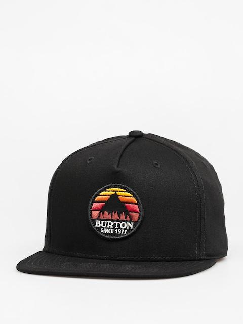 Burton Cap Underhill ZD (true black)