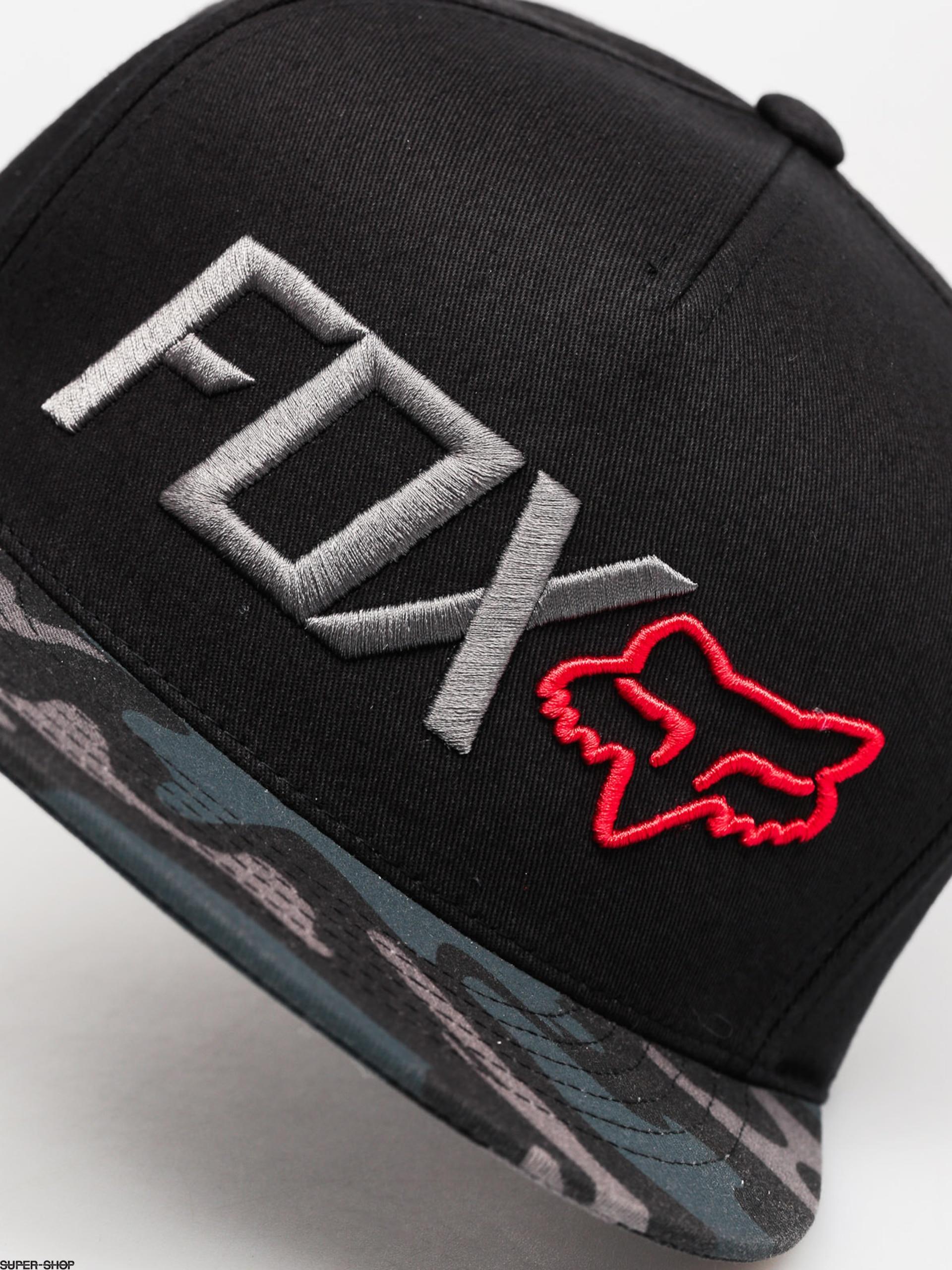 23682acd986 Fox Cap Obsessed Snapback ZD (black camo)
