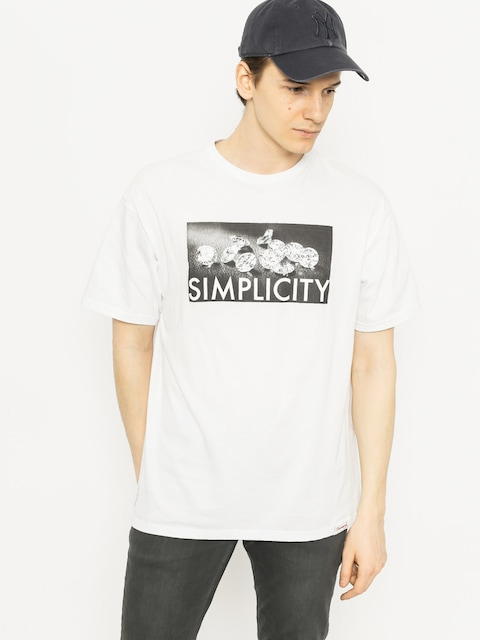Diamond Supply Co. T-shirt Definition (white)