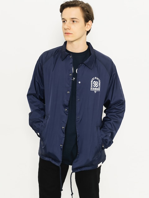 Diamond Supply Co. Jacket Access Coach (navy)