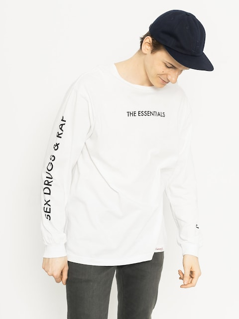 Diamond Supply Co. Longsleeve Essentials (white)