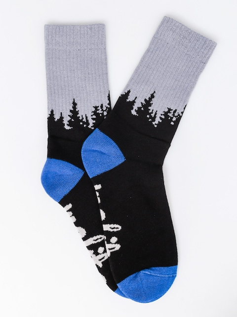 Malita Socks Forest (black)
