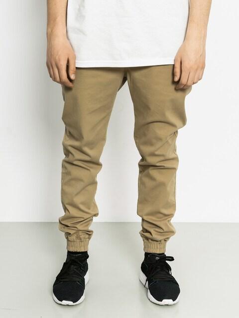 Malita Pants Jogger (beige/kamo pocket)
