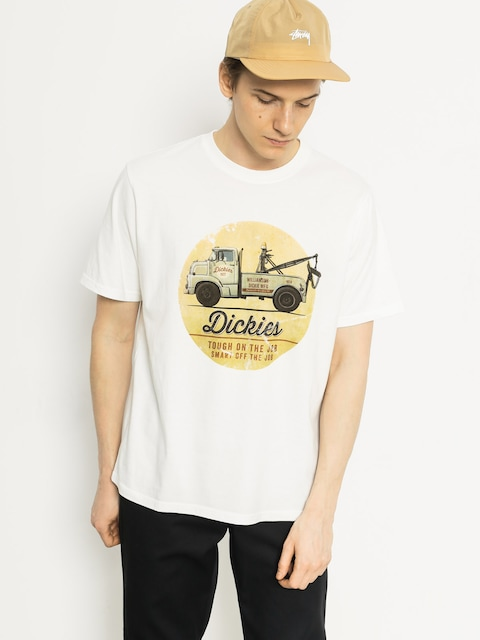 Dickies T-Shirt Russellville (white)