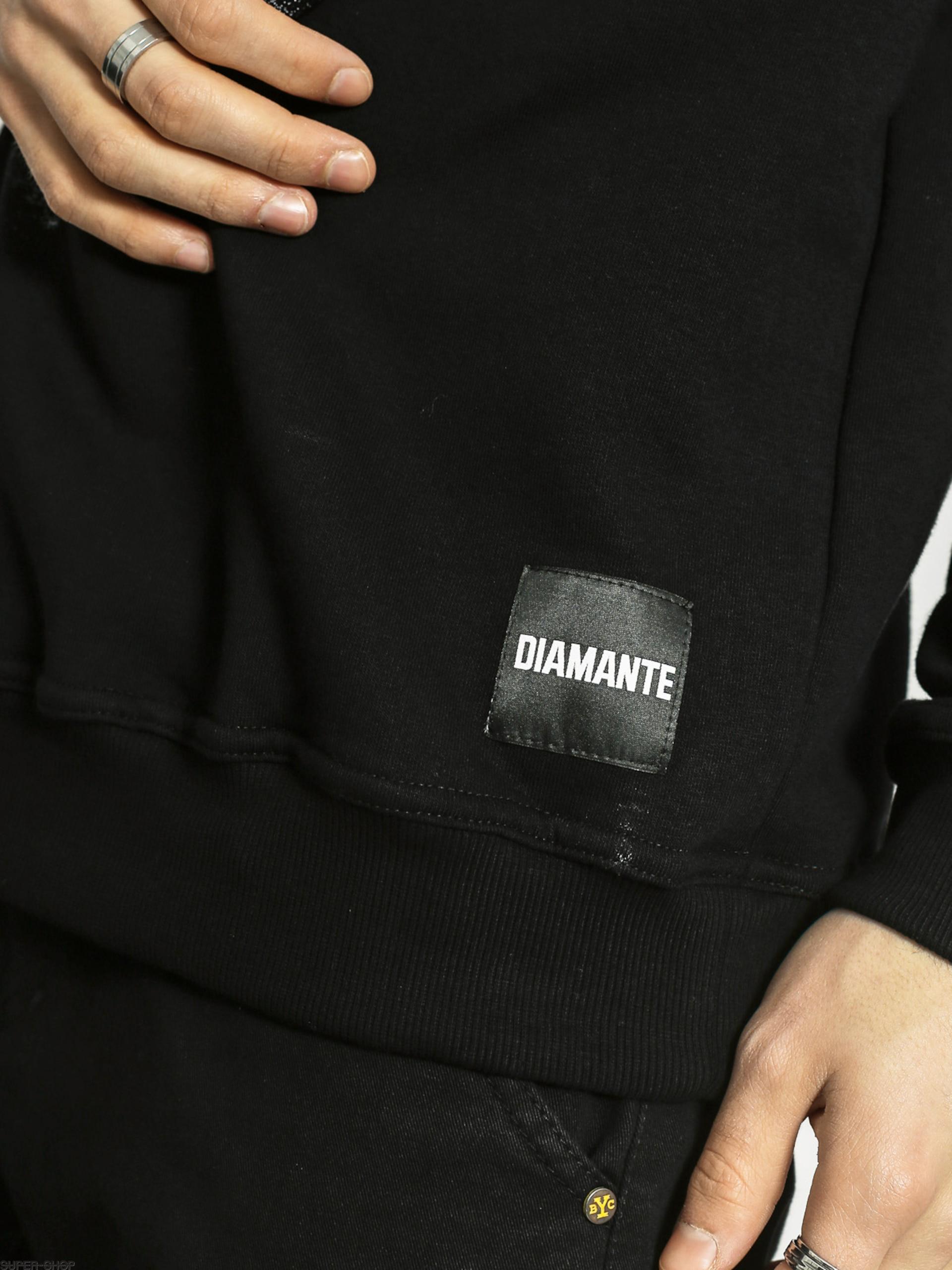 najnowszy Darmowa dostawa oficjalne zdjęcia Diamante Wear Sweatshirt Why So Serious Joker Hero (black)