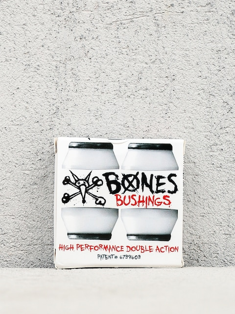 Bones Bushings Hard (white/black)
