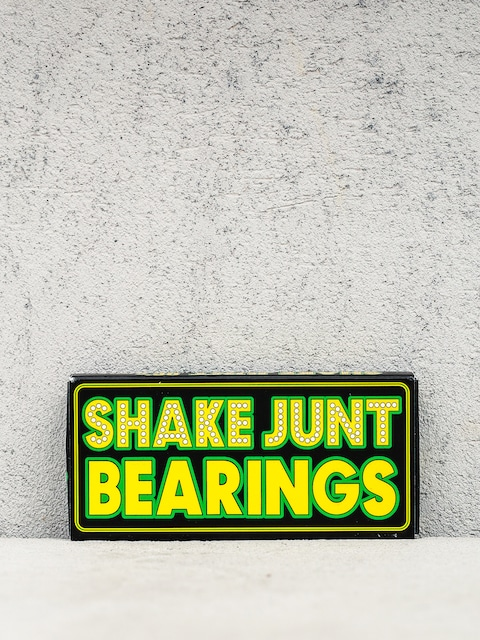 Shake Junt Bearings 02 ABEC (black/green)