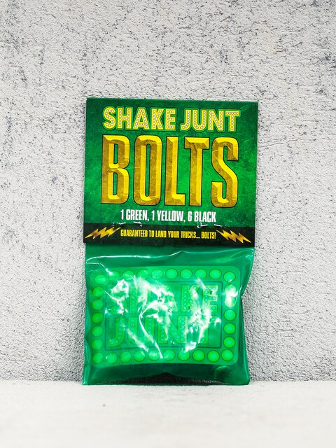 Shake Junt Bolts Bolts Phillips (black/green/yellow)