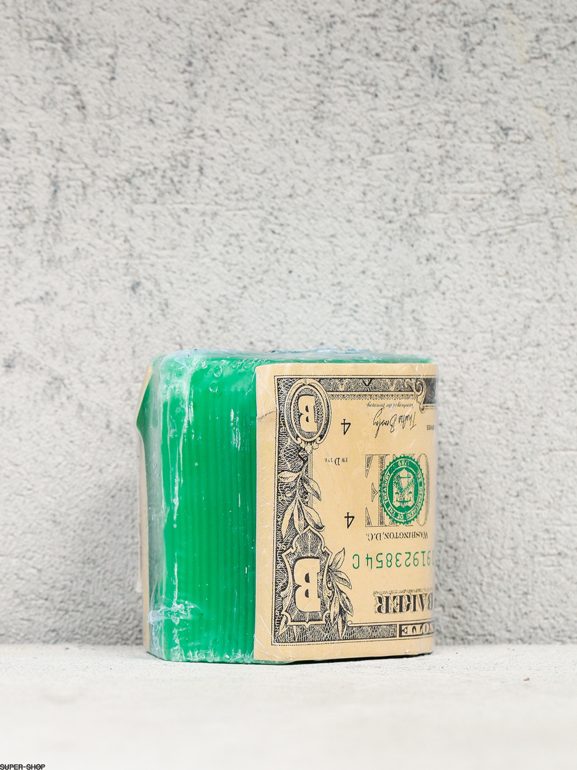 Baker Wax Money Stacks (green)