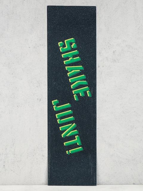 Shake Junt Grip Tape Sprayed (green/yellow)