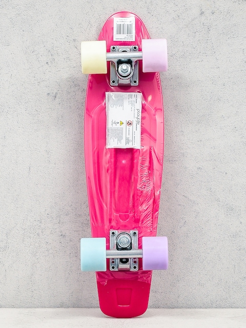 Playlife Cruiser Vinyl (neon pink/multicolor)