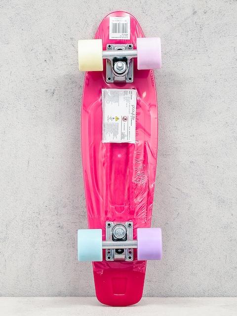 Playlife Cruiser Vinyl (neon pink/multicolor)