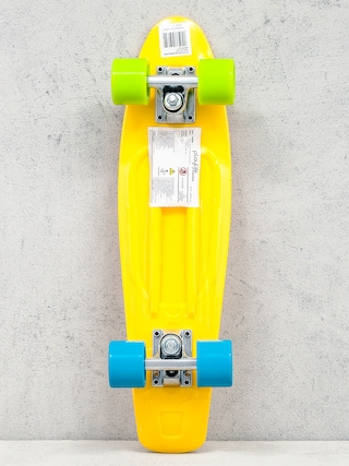 Playlife Cruiser Vinyl (yellow/green blue)