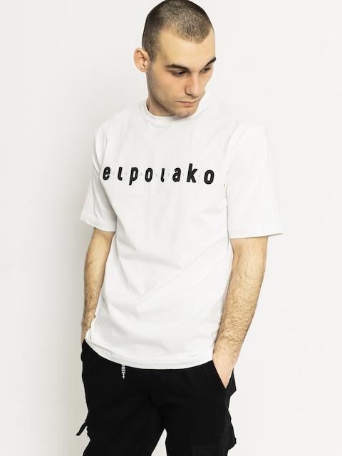 El Polako T-shirt Classic (white)