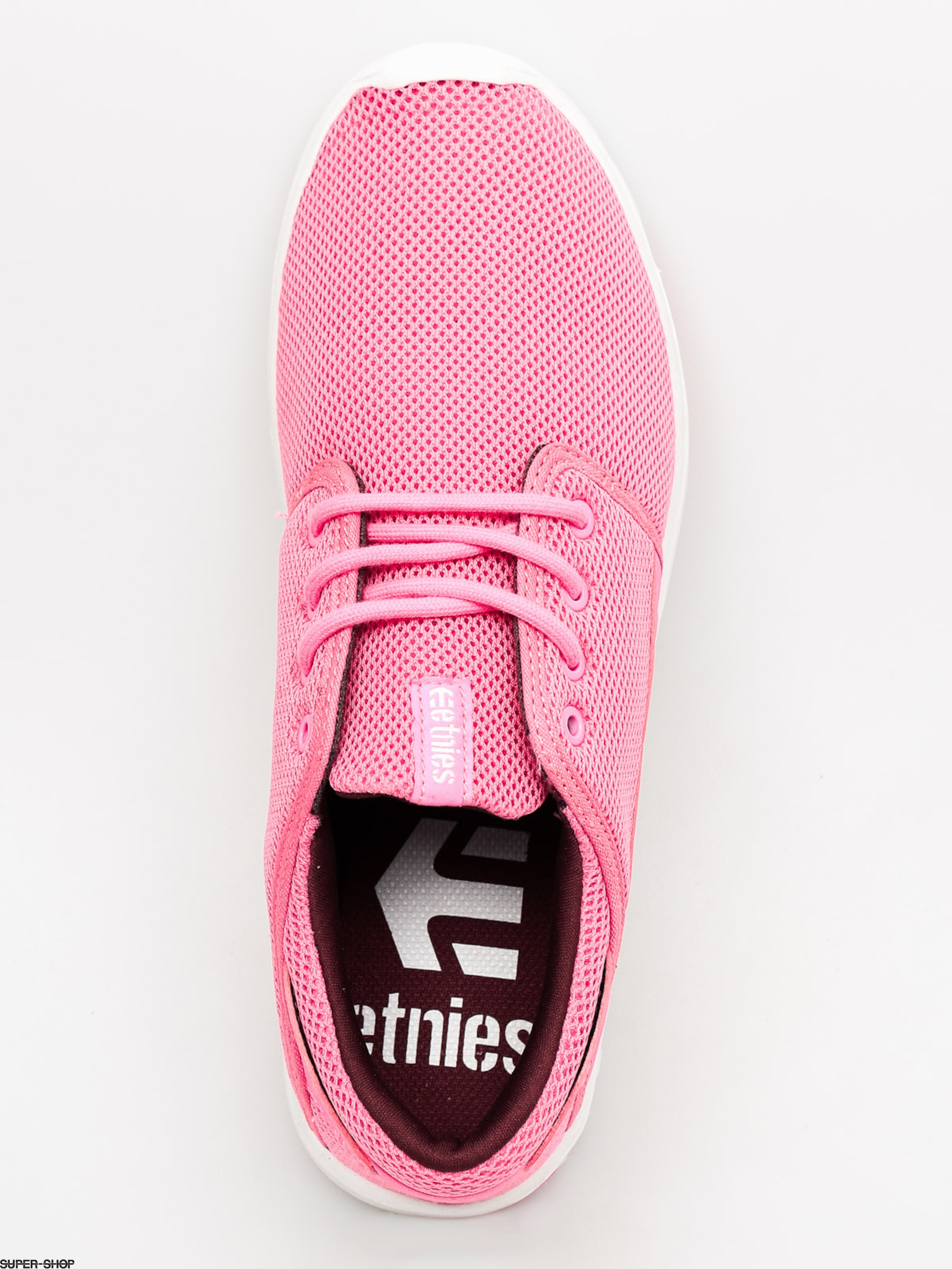 Etnies Shoes Scout Wmn (pink/white/pink)